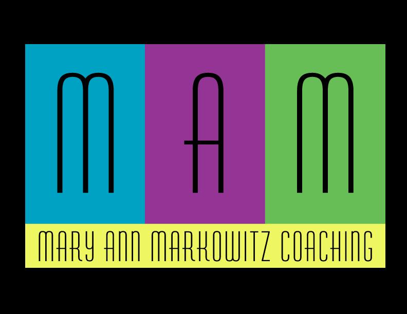 Mary Ann Markowitz Coaching Logo